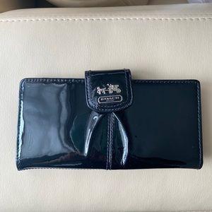 COACH Madison slim wallet